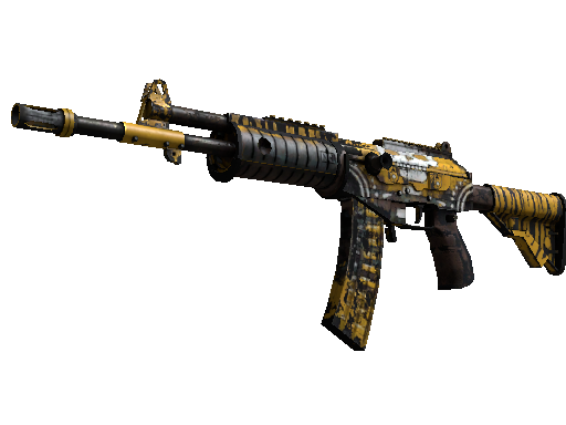 Galil AR | Chatterbox (Battle-Scarred)