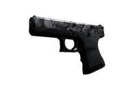 StatTrak™ Glock-18 | Catacombs (Well-Worn)