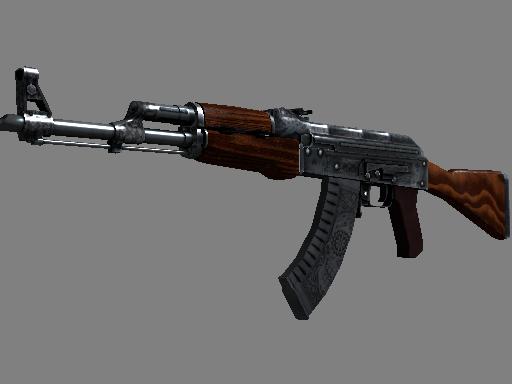 StatTrak™ AK-47   Cartel (Factory New)