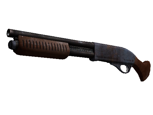 Souvenir Sawed-Off   Rust Coat (Field-Tested)