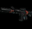 M4A1-S   Нитро (Немного поношенное)
