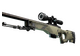 AWP | Safari Mesh (Well-Worn)