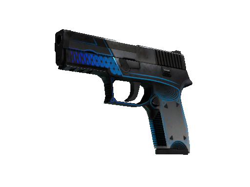 P250   Valence (Battle-Scarred)