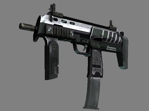 StatTrak™ MP7 | Armor Core (Well-Worn)
