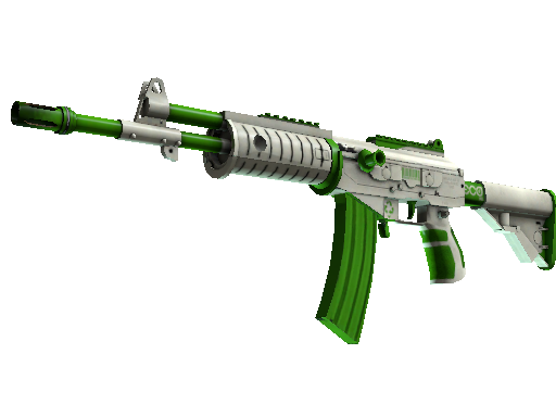 StatTrak™ Galil AR | Eco (Well-Worn)