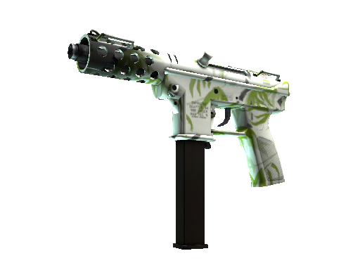 Tec-9 | Bamboo Forest (Minimal Wear)