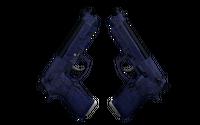 Dual Berettas | Moon in Libra (Minimal Wear)