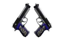 Dual Berettas | Duelist (Minimal Wear)