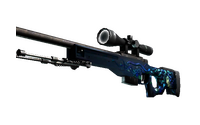 AWP | Medusa (Well-Worn)
