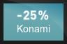 25% OFF Konami