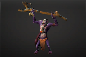 Witch Doctor Taunt: Celebration of Death