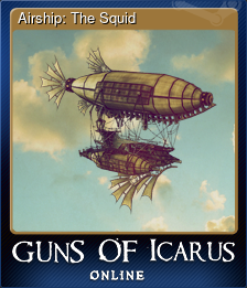 Airship: The Squid
