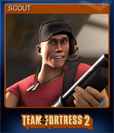 SCOUT (Game Card)