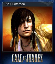 The Huntsman (Trading Card)