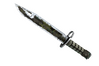 ★ StatTrak™ Bayonet | Boreal Forest (Battle-Scarred)