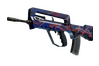 StatTrak™ FAMAS | Afterimage (Minimal Wear)