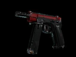 StatTrak™ CZ75-Auto | Crimson Web