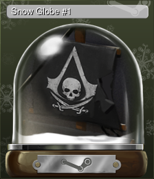 Snow Globe #1 (Foil)