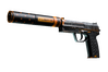 StatTrak™ USP-S | Orion (Battle-Scarred)