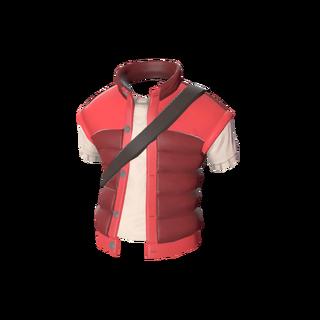 The Delinquent's Down Vest