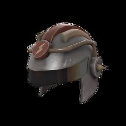 Haunted Hardium Helm