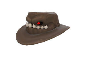 Haunted Snaggletoothed Stetson
