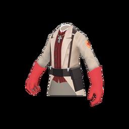 Haunted Vicar's Vestments