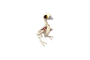 Haunted Carrion Companion