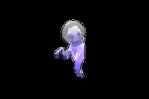 Haunted Unknown Monkeynaut
