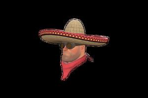 The Wide Brimmed Bandito