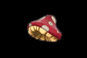 Strange Toadstool Topper
