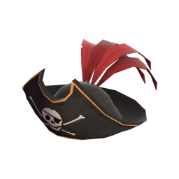 Strange Buccaneer's Bicorne