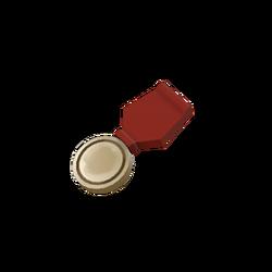 Медаль за службу Джентль Манна