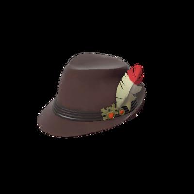 Старая тирольская шляпа
