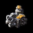 Reinforced Robot Humor Suppression Pump