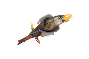 Killstreak Festive Holy Mackerel