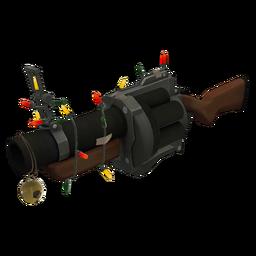 Specialized Killstreak Festive Grenade Launcher
