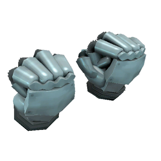 The Fists of Steel