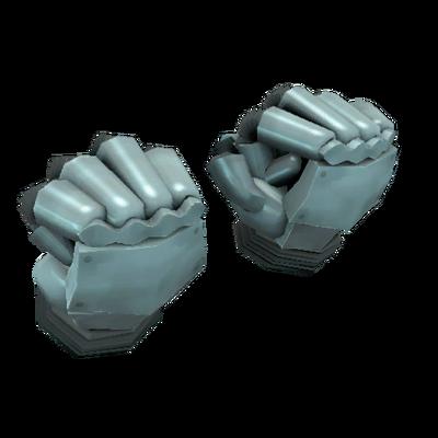 Стальные кулаки