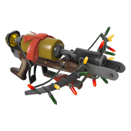 Killstreak Festive Crusader's Crossbow