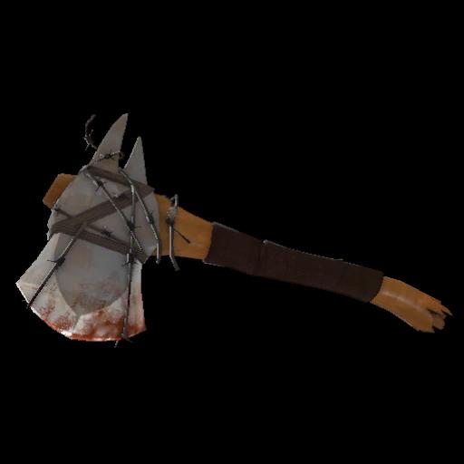 Non-Craftable Killstreak Axtinguisher