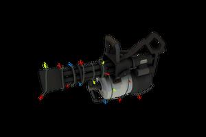 Festive Minigun