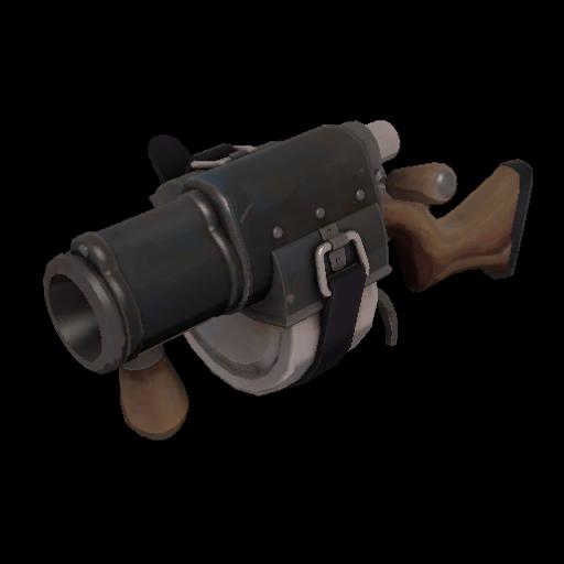 The Quickiebomb Launcher