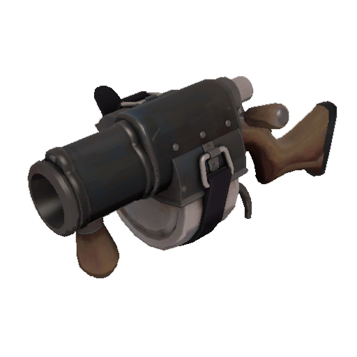 Strange Killstreak Quickiebomb Launcher