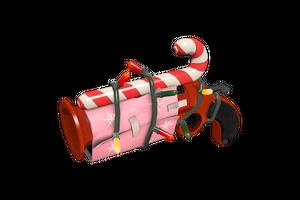 Festive Flare Gun