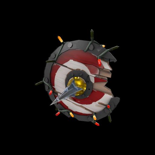 Festive Chargin Targe Team Fortress 2 In Game Items Gameflip