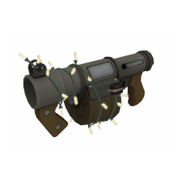 Strange Killstreak Festive Stickybomb Launcher