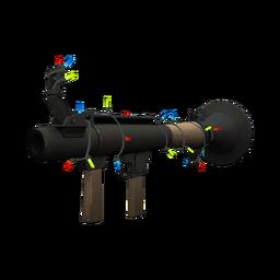 Killstreak Festive Rocket Launcher