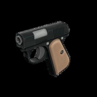 Strange Pretty Boy's Pocket Pistol