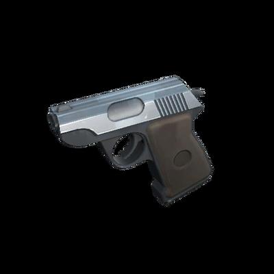 Пистолет  серийного убийцы